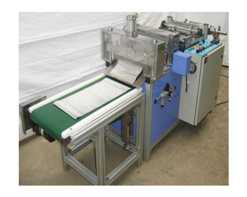 Aluminium Foil Corrugation And Cutting Machine In Idukki