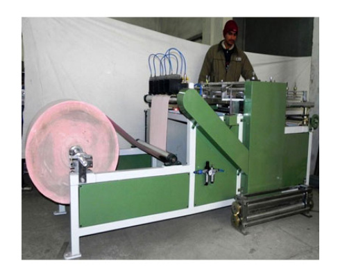 Automotive Filter Rotary Pleating Machine In Anjaw