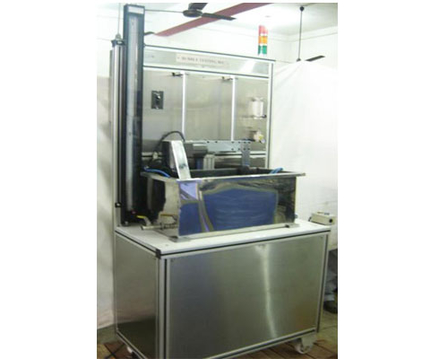 Bubble Test Machine In Bhiwadi