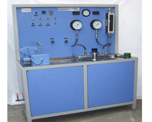 Oil Filter Test Rig In Tonk