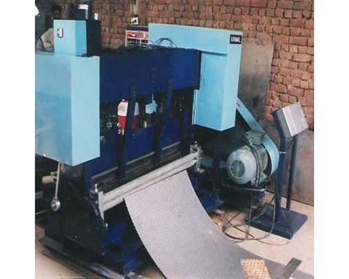 Sheet Perforating Press