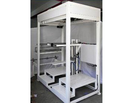 Tower Hepa Paper Pleating Machine In Surendranagar