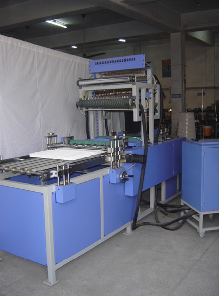 Hepa Paper Pleating Machine In Tonk